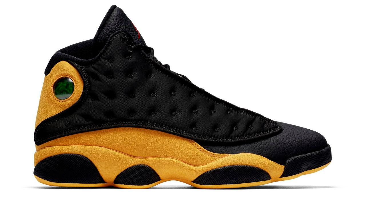 "517598f69ad500 Sneaker Release  Men s Air Jordan Retro 13 ""Melo"" Basketball Shoes"