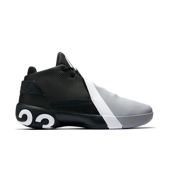 d299c0e0dad7 ... usa jordan ultra fly 3 black white smoke grey mens basketball shoe  b8fa7 6bebf