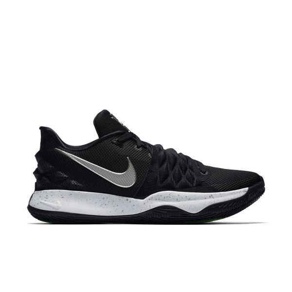 243205fd9c9 Display product reviews for Nike Kyrie Low -Black Metallic Silver- Men s  Basketball Shoe