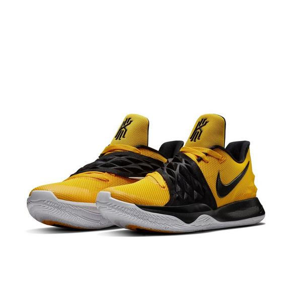 72aecfc59d4 ... release date nike kyrie low amarillo black mens basketball shoe main  container 867e6 61301