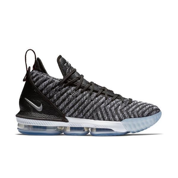98c64846154 Display product reviews for Nike LeBron 16 -Black/Metallic Silver/White-  Men's