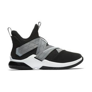 0fedfdb2d774 uk nike lebron soldier xii sfg black grey white mens shoe 043af a21b7