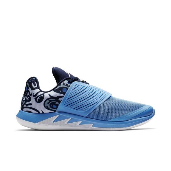 jordan grind 2 unc men s running shoe hibbett us