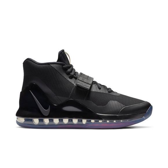 Men's Force Air Blackpurple Basketball Nike Shoe Max sQdtrh