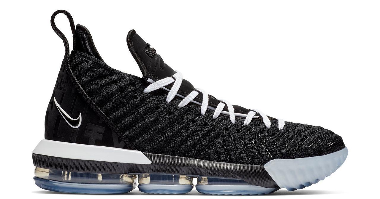 "043b234ab493 Sneaker Release  Nike LeBron 16 ""Equality"" Basketball Shoe"