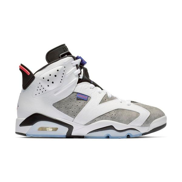 hot sale online 09987 8e3f0 Display product reviews for Jordan 6 Retro LTR -White Dark Concord- Men s  Shoe