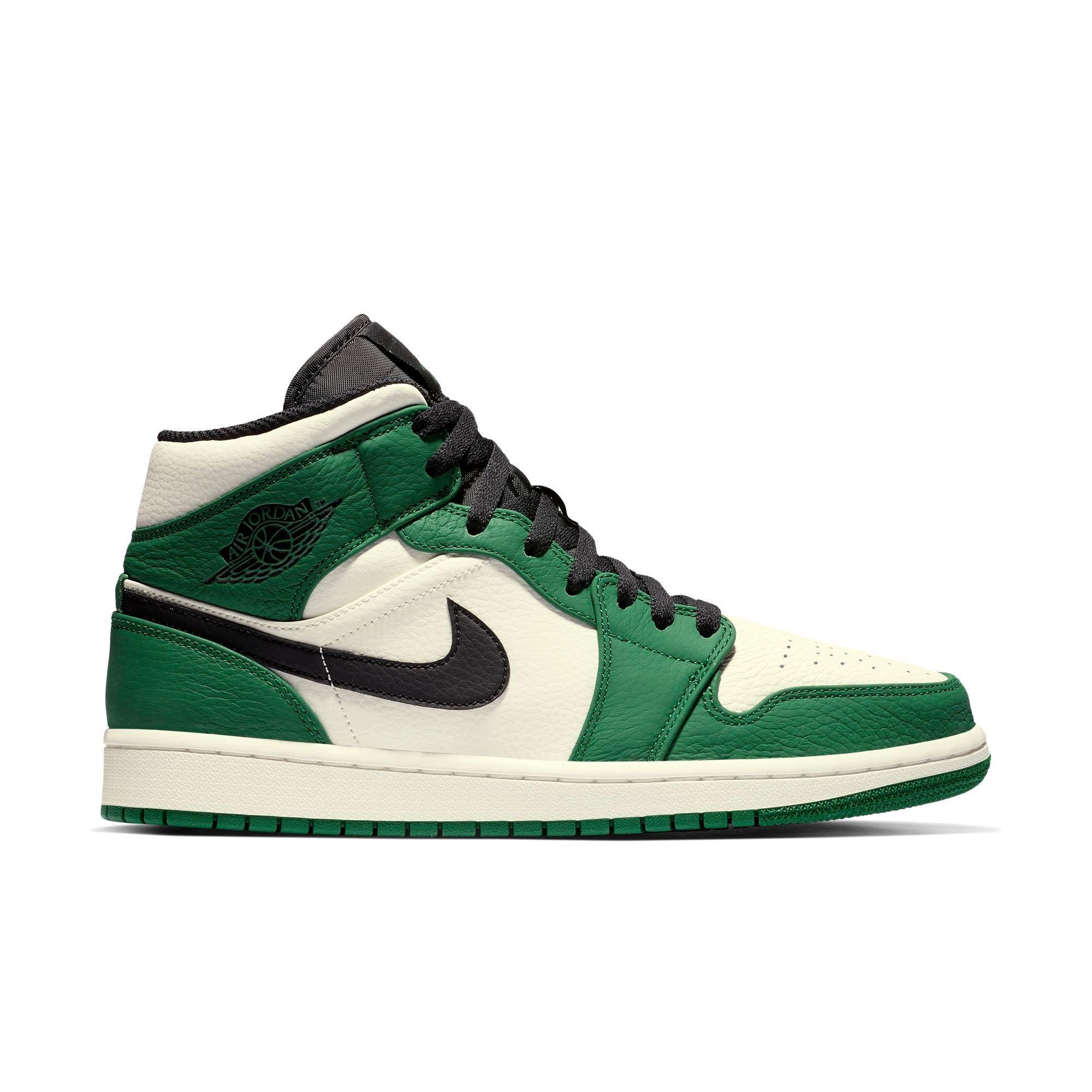 Green And White Jordans  b435a83ac