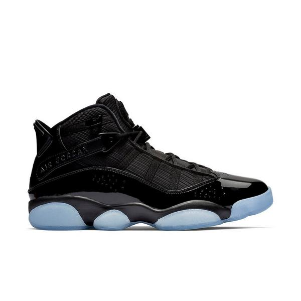 size 40 58a78 67bfb Display product reviews for Jordan 6 Rings -Black White- Men s Basketball  Shoe