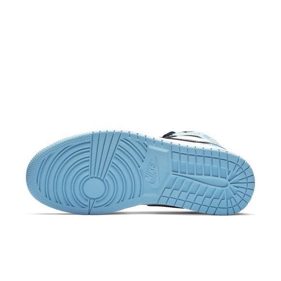 Jordan 1 Retro High Og Obsidian Blue Chill Women S Shoe