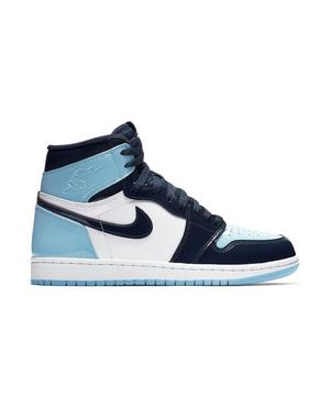 Jordan 1 Retro High Og Obsidian Blue Chill Women S Shoe