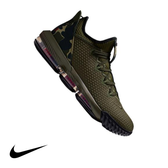 finest selection a26a9 b22cb Nike LeBron 16 Low