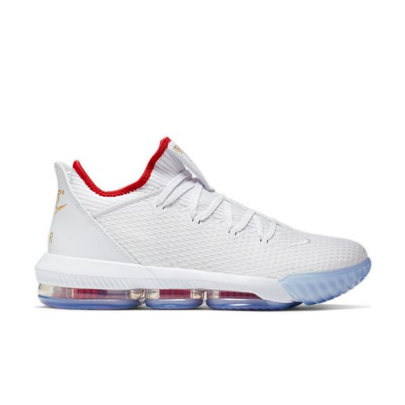 promo code 84513 62ece Nike LeBron 16 Low