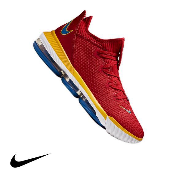 65bd32b28e Nike LeBron 16 Low