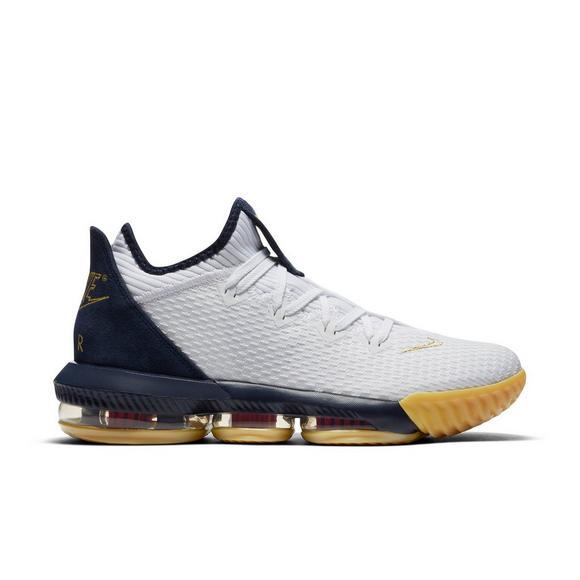 the latest fb9ad de952 Nike LeBron 16 Low