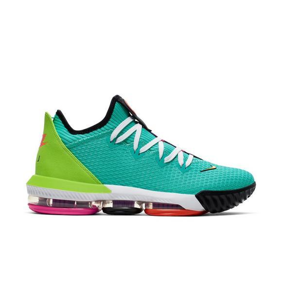 on sale 3c33d d7ad4 Nike LeBron 16 Low