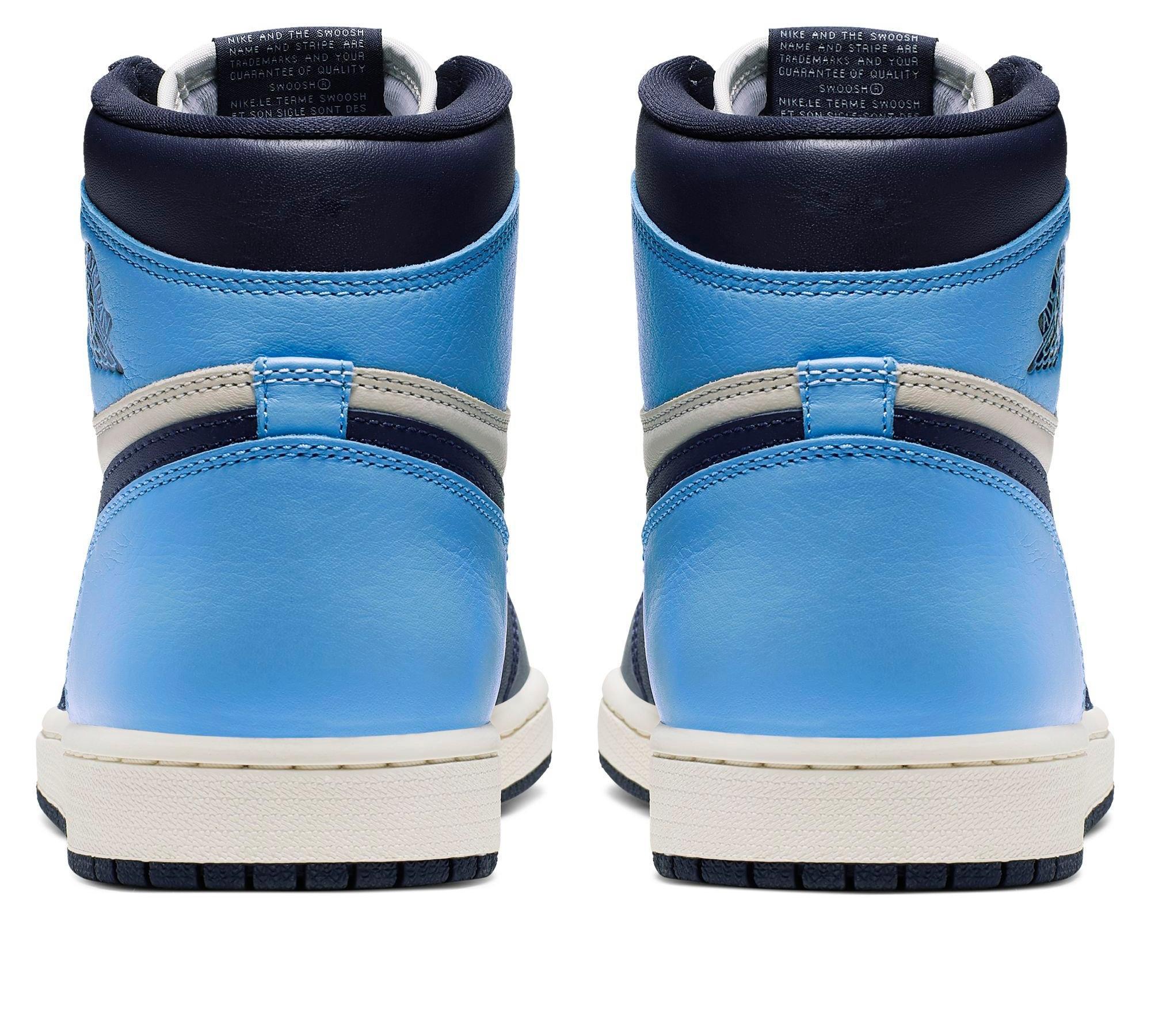 Sneakers Release Air Jordan 1 Retro High Og Obsidian University