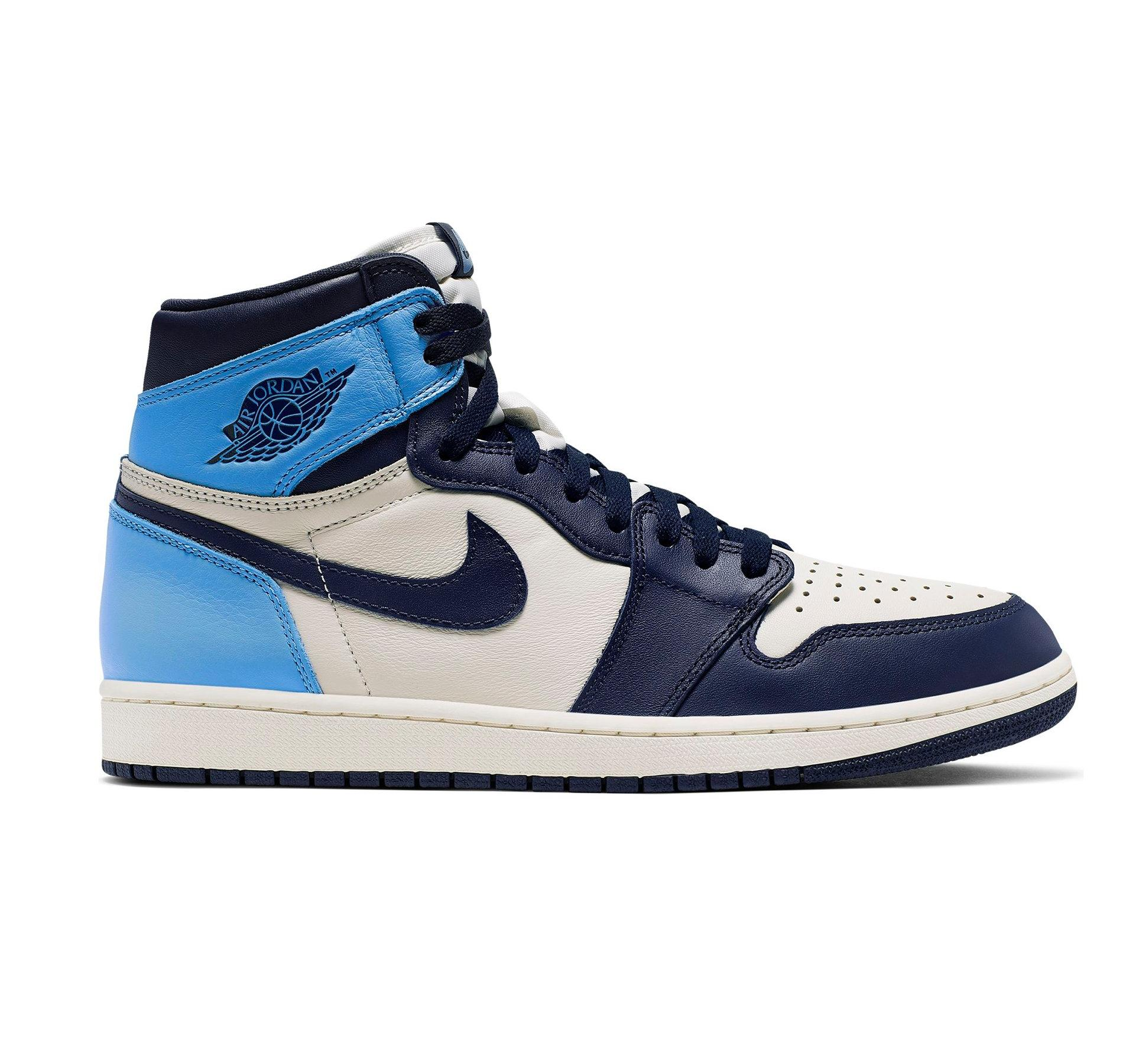 "the best attitude df764 03767 Sneakers Release : Air Jordan 1 Retro High OG ""Obsidian ..."