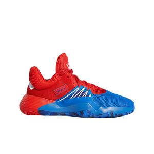 Adidas Originals Dragon Suede Mesh White Blue Red Retro