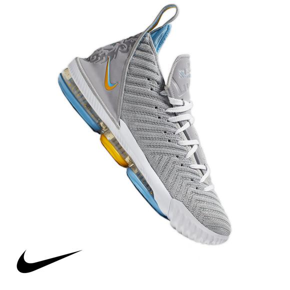 the latest 9506f cf305 Nike LeBron 16
