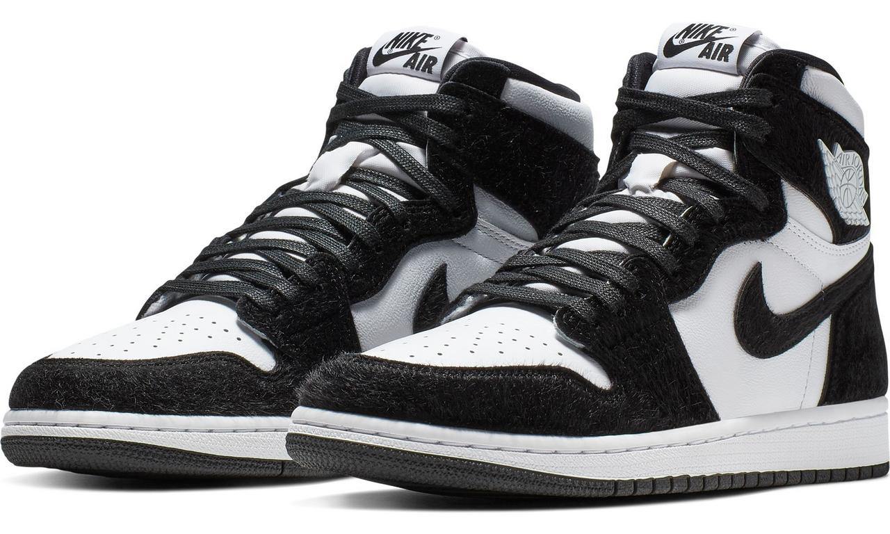 "Sneaker Release: Air Jordan Retro 1 Twist ""White/Black"" Women's ..."