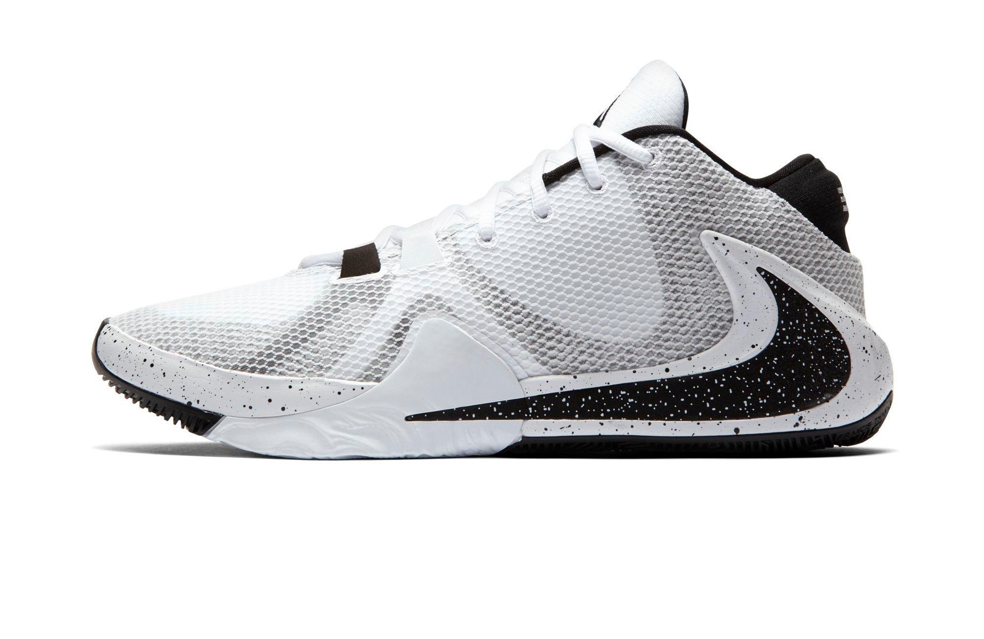 "Nike Zoom Freak 1 ""Oreo"" White/Black right."