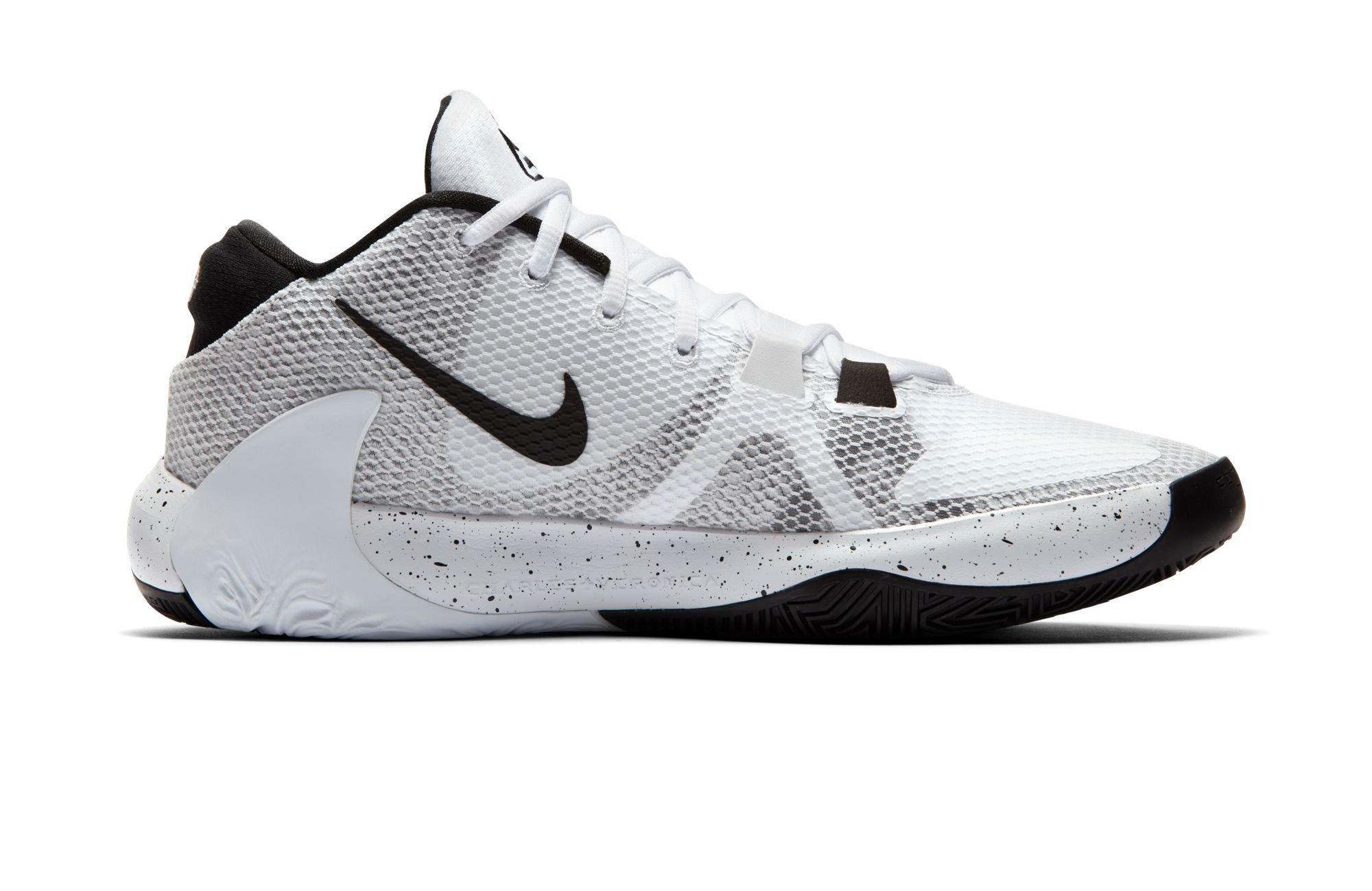 """Nike Zoom Freak 1 """"Oreo"""" White/Black left."""
