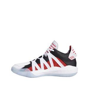 Adidas Dame 6 White Scarlet Men S Basketball Shoe Hibbett City Gear