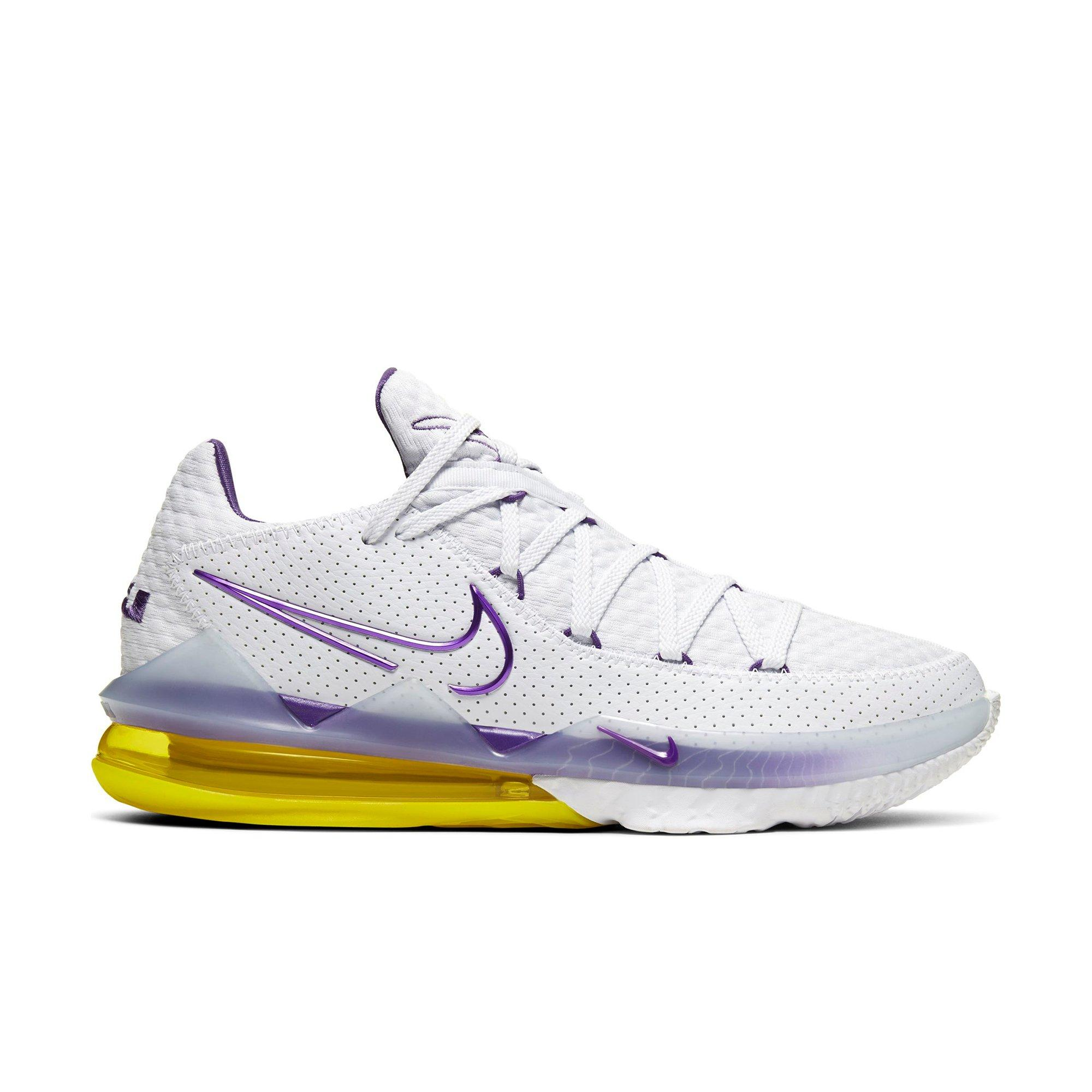 Casarse Funeral chico  Nike LeBron 17 Low