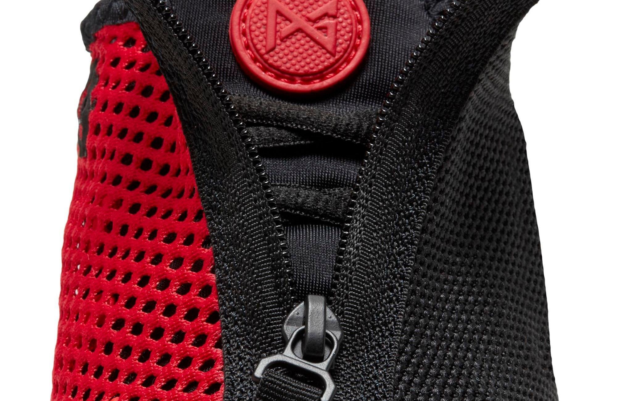 """Nike PG 4 """"Bred"""" Black/University Red Men's Shoe"""