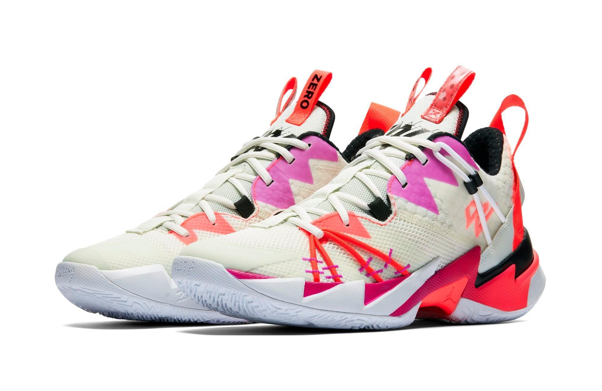 "Jordan Why Not? Zer0.3 SE ""Sail"" Men's and Kids' Shoe"