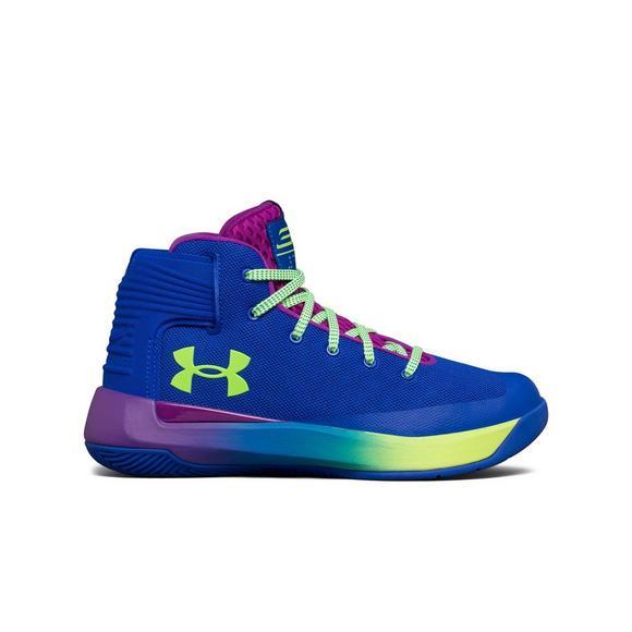 85fa2976aca Under Armour Curry 3ZER0 Grade School Boys  Basketball Shoe - Main Container  Image 1