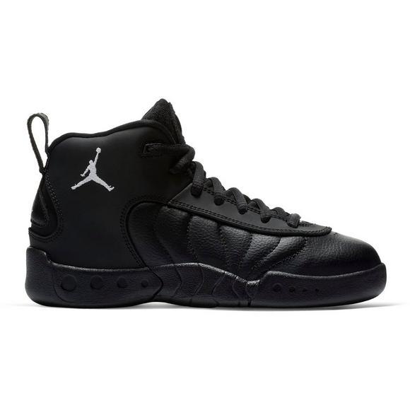 b62494ac6346 ... good jordan jumpman pro black preschool boys basketball shoes main  container cbd91 6e186