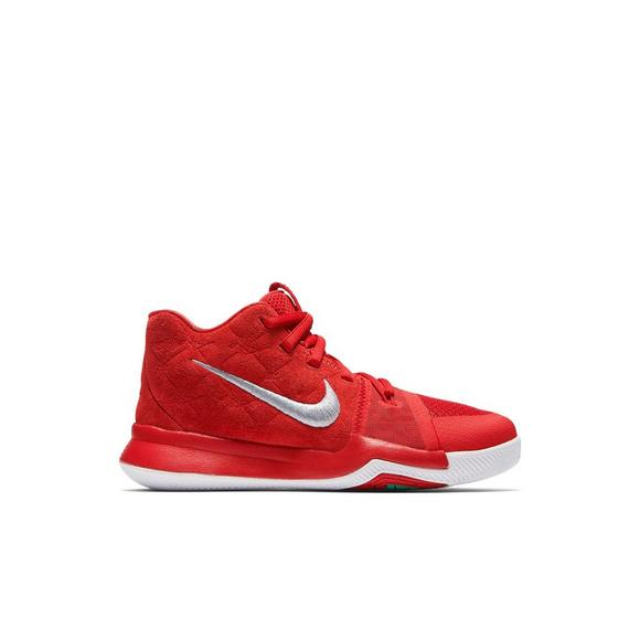 92c99157139 ... italy nike kyrie 3 red white preschool boys basketball shoe main  container c02ef 8ef28