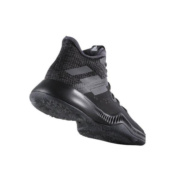 757158359 adidas Mad Bounce Grade School Boys  Basketball Shoe - Main Container Image  3