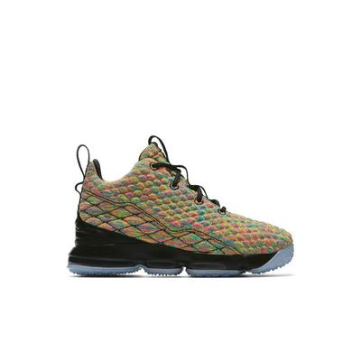f48ae1614c86b ... official store display product reviews for nike lebron 15 multicolor  preschool boys basketball shoe 6ec1b ffd3d