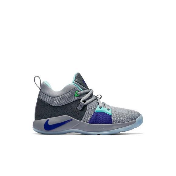 d2645873008 discount nike pg 2 pure platinum preschool kids basketball shoe main  container image 33b7f 7bcd5