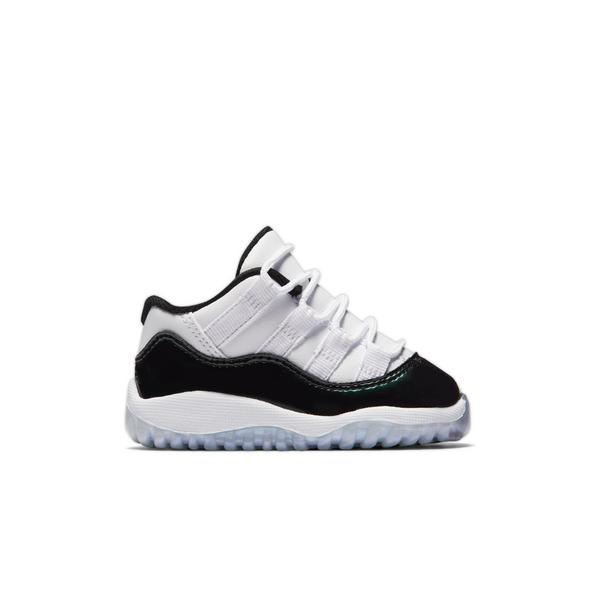 newest a1100 11e6e Display product reviews for Jordan Retro 11 Low -Emerald Rise- Toddler Kids   Shoe