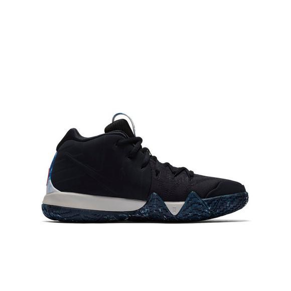 1b1439c106c1 Nike Kyrie 4 N7 Grade School Kids  Basketball Shoe - Main Container Image 2