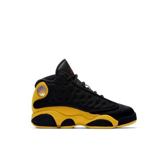 low priced 3e602 d4908 authentic nike air jordan 13 retro black altitude green mens basketball  shoes 414571 042 d0412 6ea04  where can i buy jordan 13 retro black  university gold ...