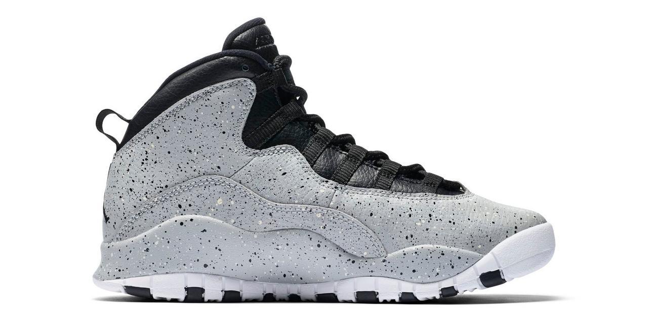 release date 3994a 6b2e3 Launch Alert: Jordan Retro 10 Cement