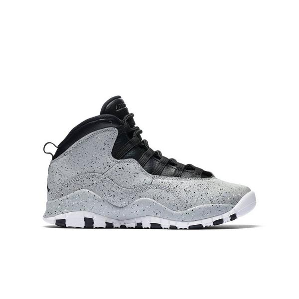 official photos 758c0 d96cc ... basketball shoes 9c1d2 ace3e  store display product reviews for jordan  retro 10 cement grade school ff9c5 84c4b