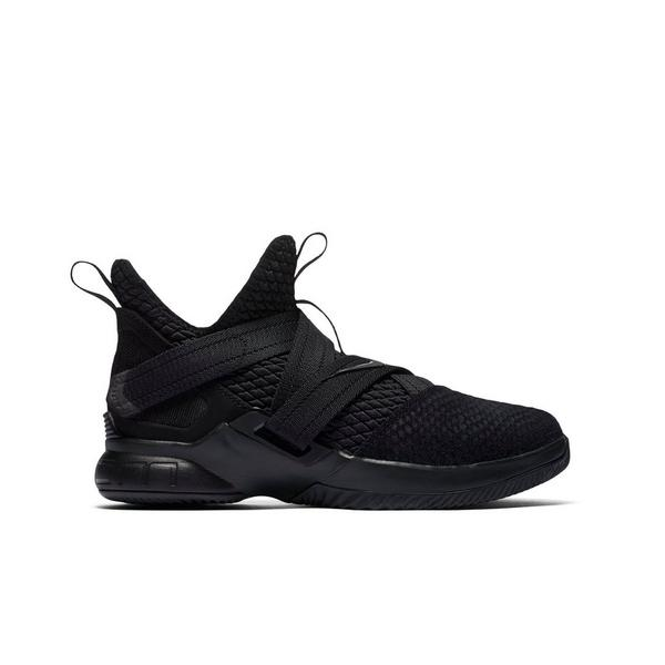new arrival 98131 13b03 Display product reviews for Nike LeBron Soldier 12 SFG -Black- Grade School  Kids