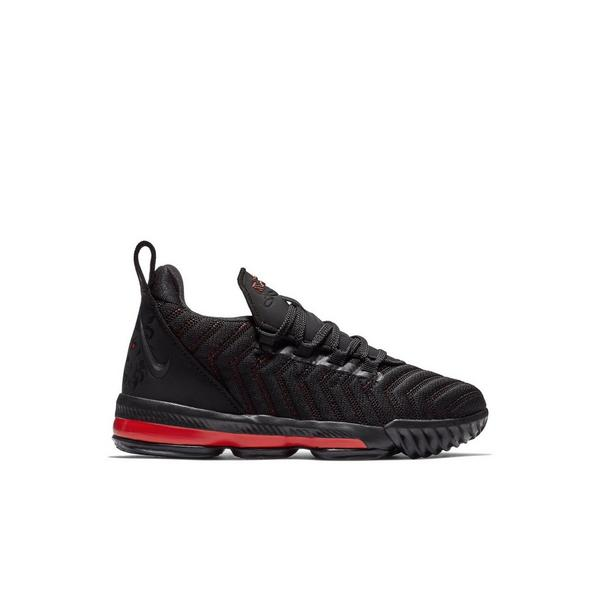 on sale b3b42 66055 Display product reviews for Nike LeBron 16 -Fresh Bred- Preschool Boys'  Basketball Shoe