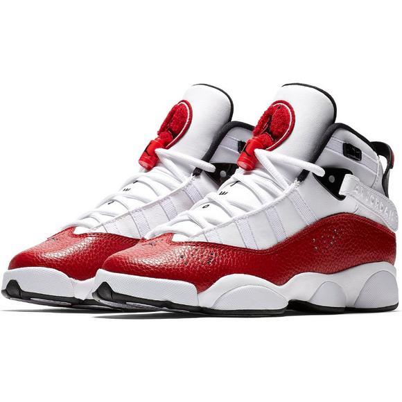 new styles 74464 da0db Jordan 6 Rings