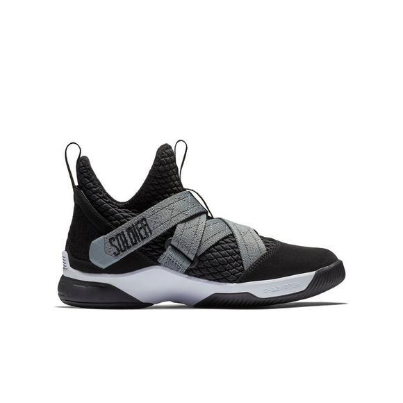san francisco 11042 07ca7 Nike LeBron Soldier XII SFG