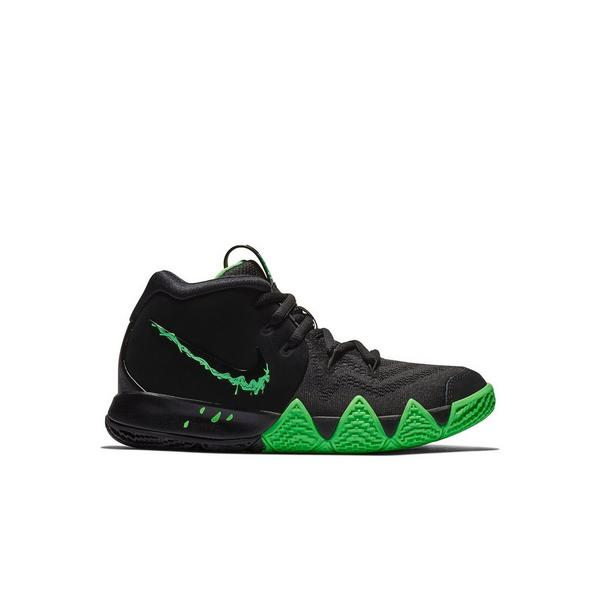 watch db92f cd747 Display product reviews for Nike Kyrie 4 -Black Rage Green- Preschool Kids