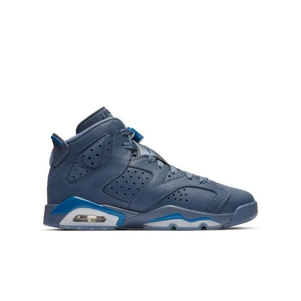 d6142653c8b424 Display product reviews for Jordan 6 Retro -Diffused Blue- Grade School  Kids  Shoe