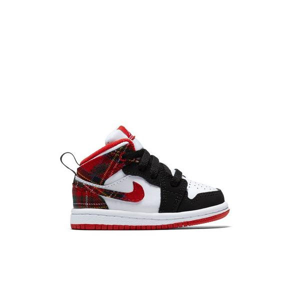 45e9e1c44c04 Display product reviews for Jordan 1 Mid -University Red Black- Toddler Kids
