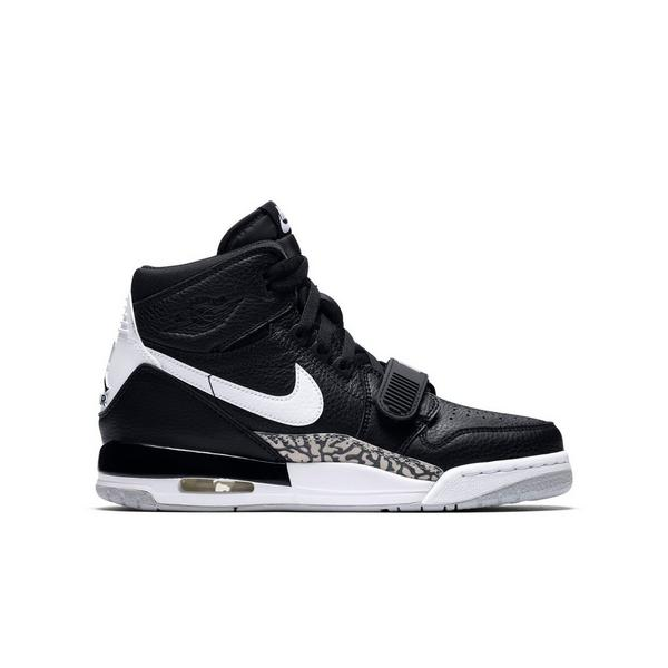 new concept ddc69 fd8e0 Display product reviews for Jordan Legacy 312 -Black White- Grade School  Kids