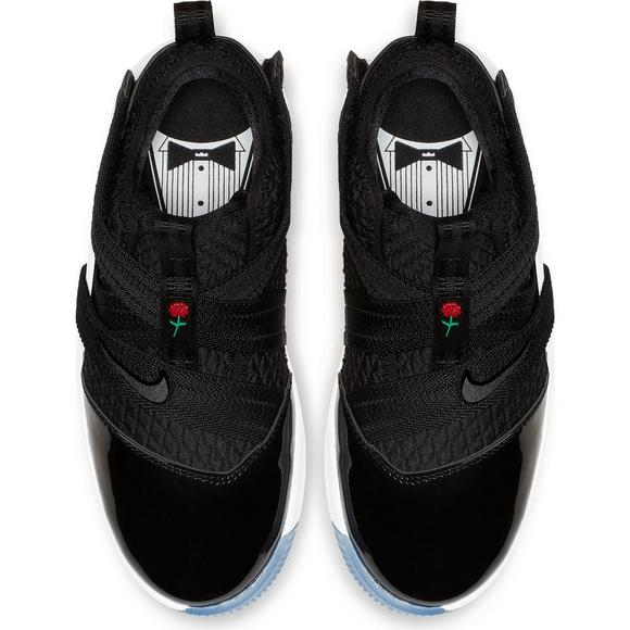 Nike Lebron Soldier Xii Sfg Homecoming Preschool Kids Shoe